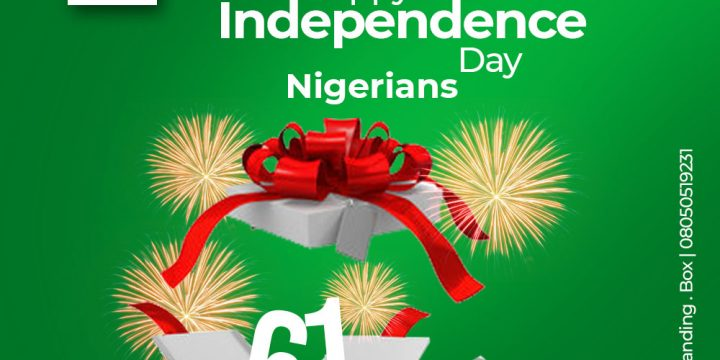 Nigeria 61 Independence Anniversary