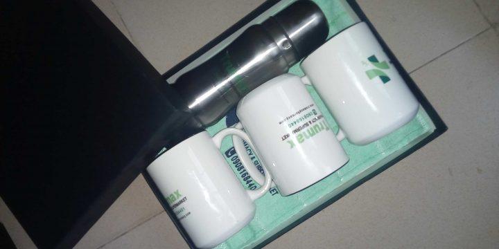 Mug & Flask Branding
