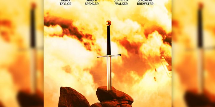 Sword in the Stone-Movie Poster